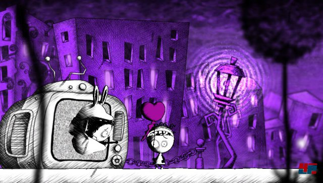 Screenshot - Murasaki Baby (PS_Vita) 92490855