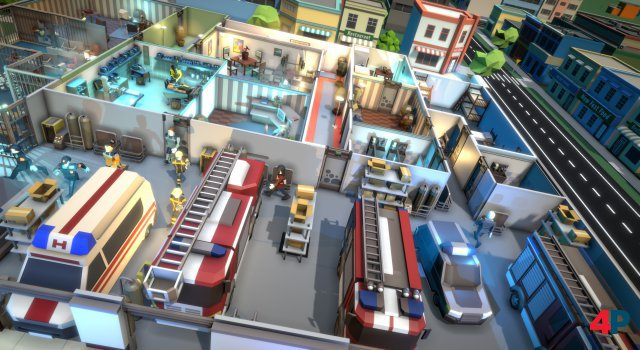 Screenshot - Rescue HQ - The Tycoon (PC) 92588824