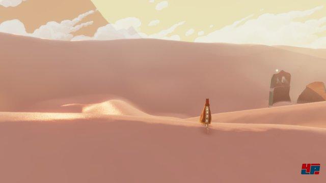 Screenshot - Journey (PlayStation4) 92510126