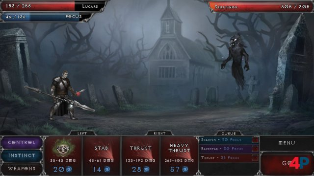 Screenshot - Vampire's Fall: Origins (Android)