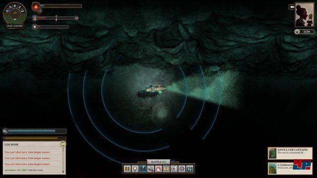 Screenshot - Sunless Sea (Linux) 92534946