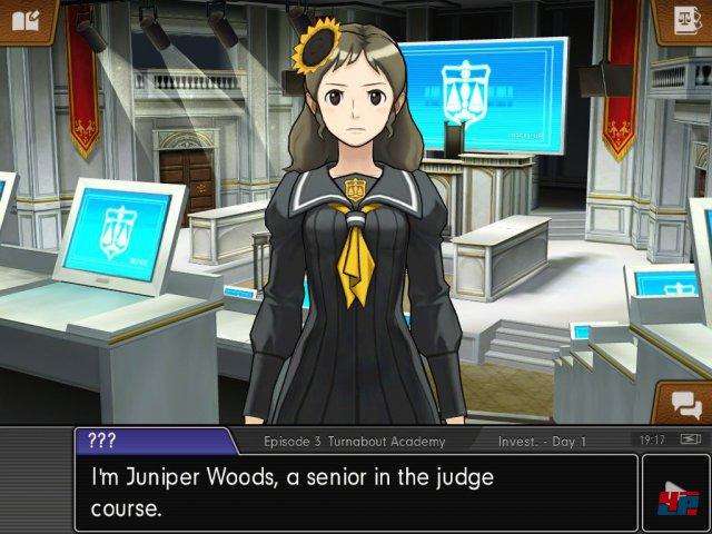 Screenshot - Phoenix Wright: Ace Attorney - Dual Destinies (iPad) 92488603