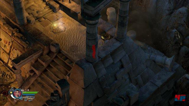 Screenshot - Lara Croft und der Tempel des Osiris (PC) 92496301