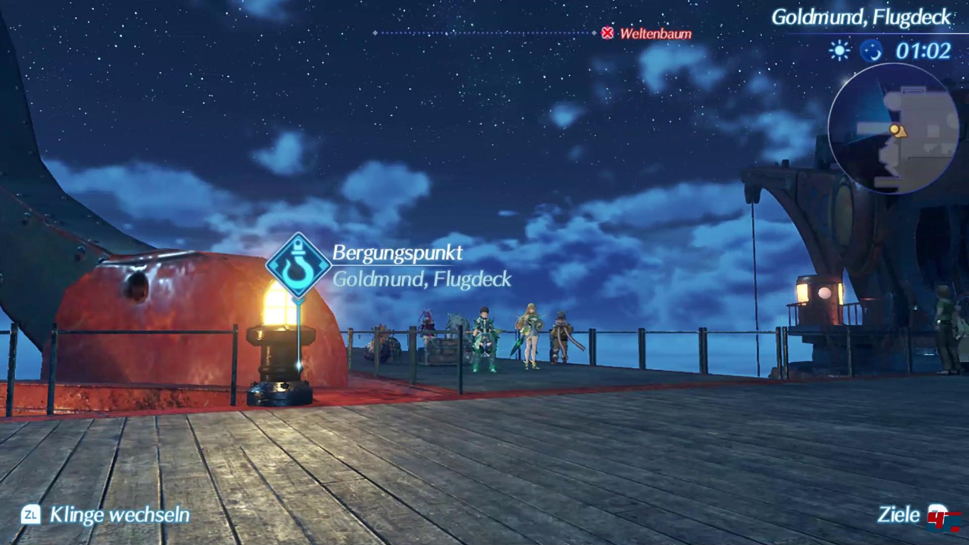Screenshots Zu Xenoblade Chronicles 2 Alles Zum Rollenspiel Spiel