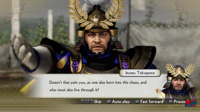 Screenshot - Samurai Warriors 4 (PlayStation4)