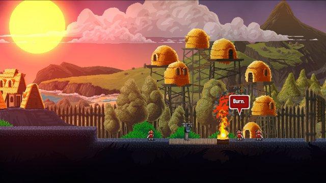 Screenshot - Wildfire (Switch)