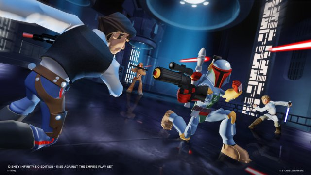 Screenshot - Disney Infinity 3.0: Play Without Limits (PlayStation3) 92508146