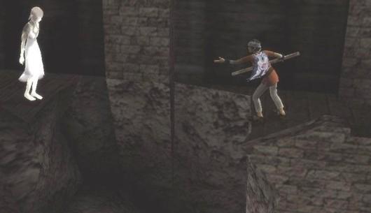 Yorda<br><br>Auch bekannt als »Die blasse Tussi aus ICO«: Yorda sitzt einsam leuchtend in ihrem Käfig im Dunklen, als der Hörnerjunge Ico sie befreit, an die Hand nimmt, und mit ihr gemeinsam die Flucht versucht - vorbei an gierig nach den beiden grabschenden Schattenwesen, diversen Hindernissen sowie der beharrlichen Eigenschaft von Yorda, kontinuierlich dem Fluchtplan im Weg zu stehen: Mal stolpert sie, wodurch eine rettende Tür nicht mehr zu erreichen ist, mal wird sie zu Stein verwandelt. Obwohl - ganz unnütz ist sie nicht: Immerhin ist sie für den Ausgang der Story wichtig. Außerdem brabbelt sie ganz interessant. 1712910