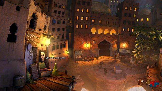 Screenshot - The Book of Unwritten Tales 2 (PC) 92499973