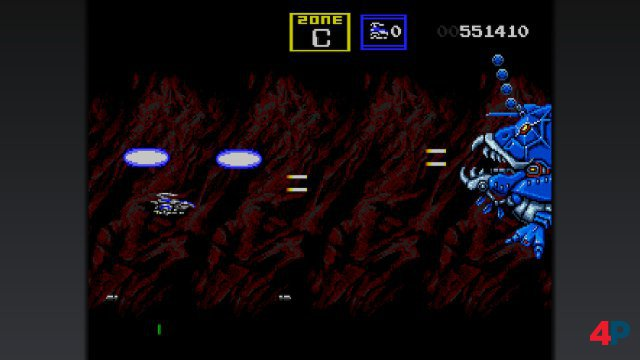 Screenshot - Darius Cozmic Collection Arcade   Console (Switch)