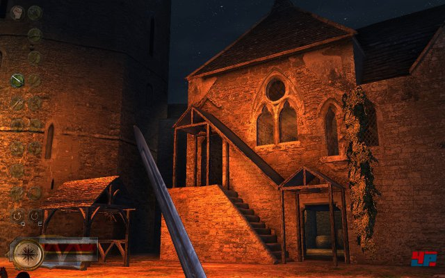 Screenshot - Dark Shadows - Army of Evil (PC)