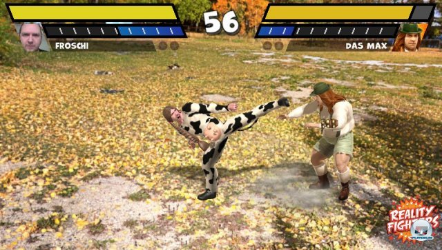 Screenshot - Reality Fighters (PS_Vita) 2320082