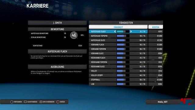 Screenshot - AO International Tennis (PS4)