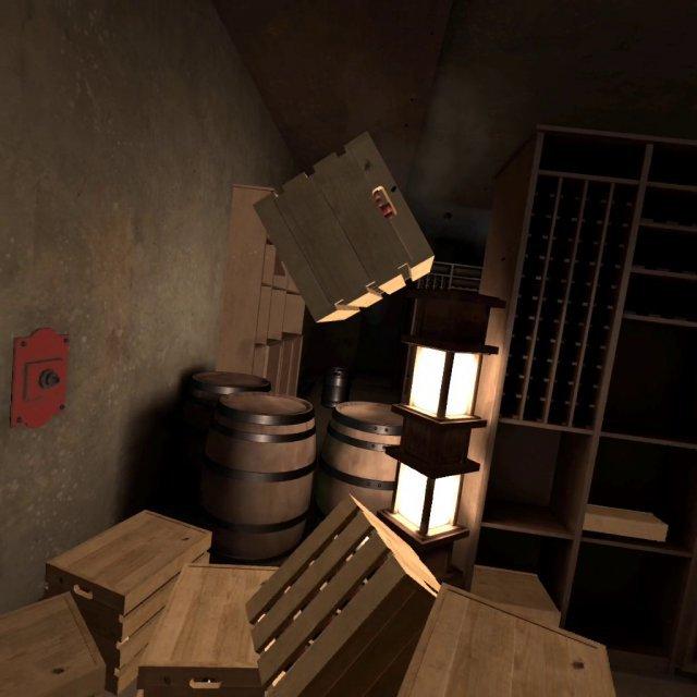 Screenshot - Wraith: The Oblivion - Afterlife (OculusQuest, VirtualReality) 92640640