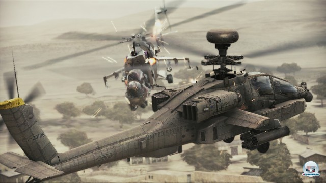 Screenshot - Ace Combat: Assault Horizon (360) 2248802