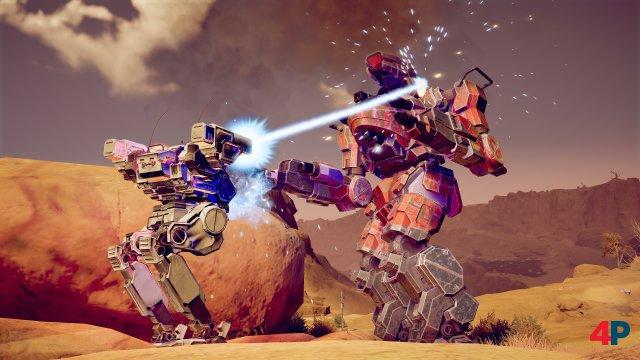 Screenshot - BattleTech: Heavy Metal (PC)