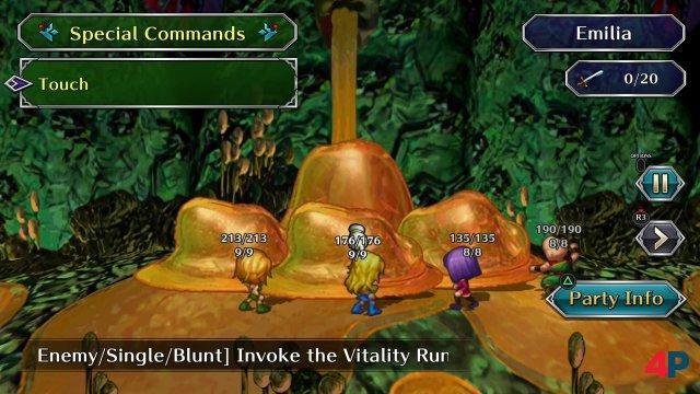 Screenshot - SaGa Frontier Remastered (PS4) 92639393