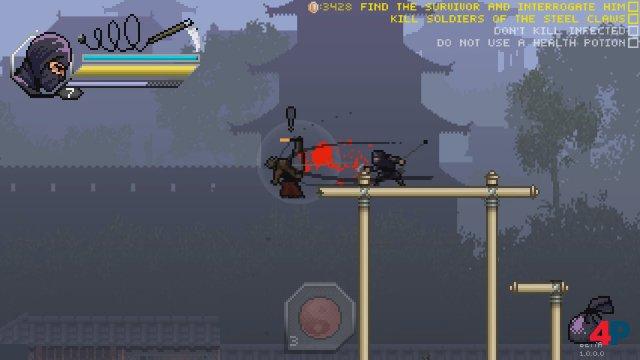 Screenshot - Pixel Shinobi: Nine demons of Mamoru (PC) 92594177