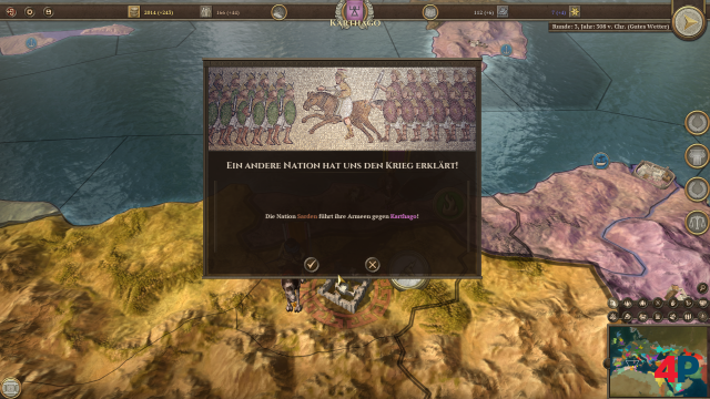 Screenshot - Field of Glory: Empires (PC) 92592319