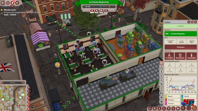 Screenshot - Pizza Connection 3 (PC) 92562602