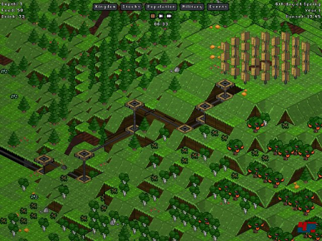 Screenshot - Gnomoria (Linux) 92524194