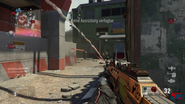Erneut ist der Mehrspieler-Modus das Herzstück von Call of Duty.