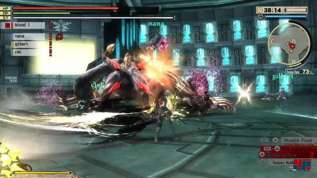 Screenshot - God Eater 2 Rage Burst (PC) 92528210