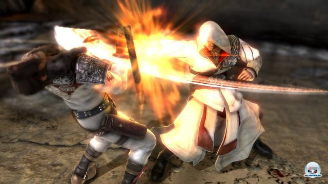 Screenshot - Soul Calibur V (360) 2279197
