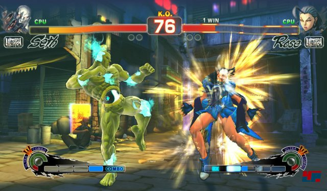 Screenshot - Ultra Street Fighter 4 (PlayStation4) 92505517