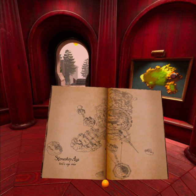 Screenshot - Myst (Remake) (OculusQuest, PC, VirtualReality)