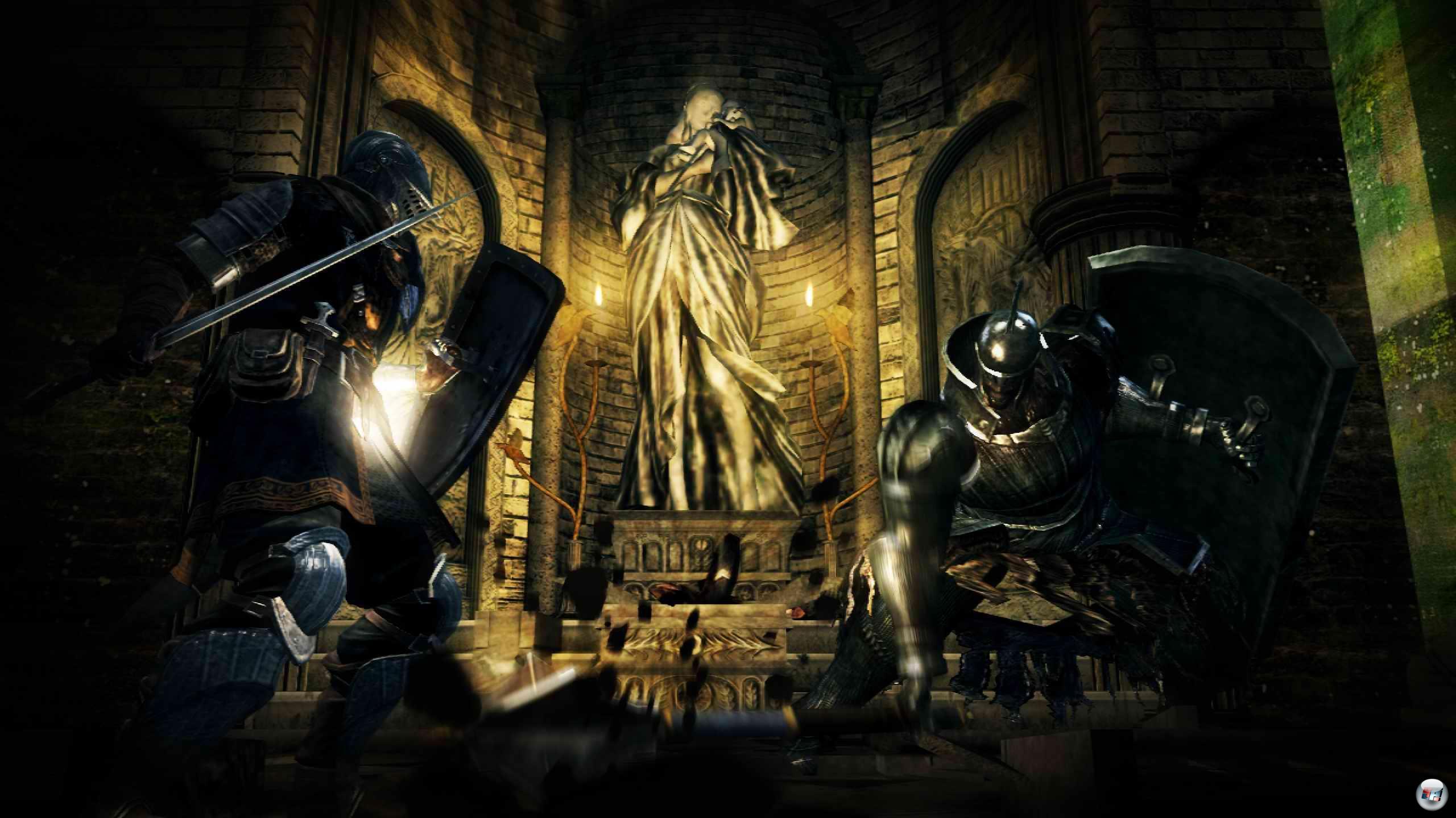 Dark Souls steckt voller Geheimnisse und Überraschungen.