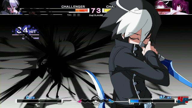Screenshot - Under Night In-Birth - Exe:Late (PlayStation3) 92501382