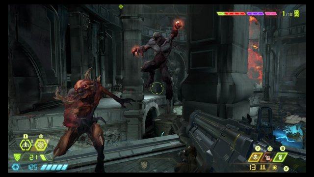 Screenshot - Doom Eternal (Switch) 92630824