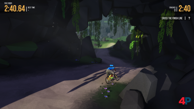 Screenshot - Lonely Mountains: Downhill (PC, PS4, Switch, One)