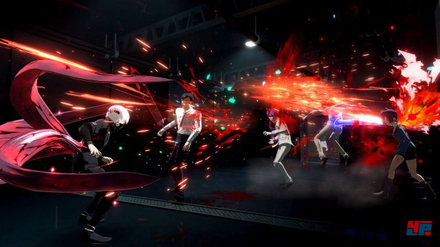 Screenshot - Tokyo Ghoul:re Call to Exist (PC)