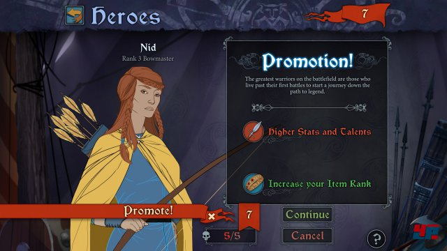 Screenshot - The Banner Saga 2 (PC) 92524982