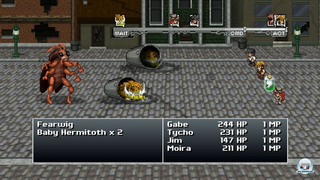 Screenshot - Penny Arcade Adventures: On the Rain-Slick Precipice of Darkness - Episode 3 (PC) 2371452