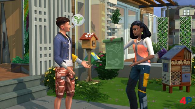 Screenshot - Die Sims 4: Nachhaltig leben (PC) 92612582