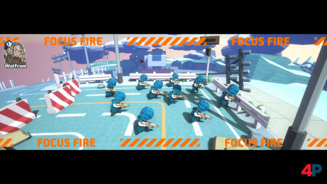 Screenshot - Tiny Metal: Full Metal Rumble (PC) 92592414