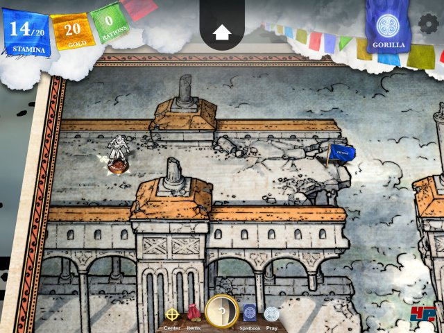 Screenshot - Sorcery! - Teil 3 (iPad) 92503562