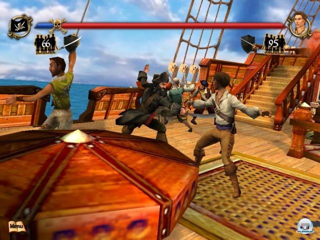Screenshot - Sid Meier's Pirates! (iPad) 2242174