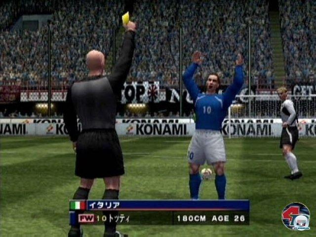 <b>Winning Eleven 6: Final Evolution</b><br><br>Im Mai 2003 schallten japanische Kommentar-Fetzen durch die Wohnzimmer deutscher Fußballfans: