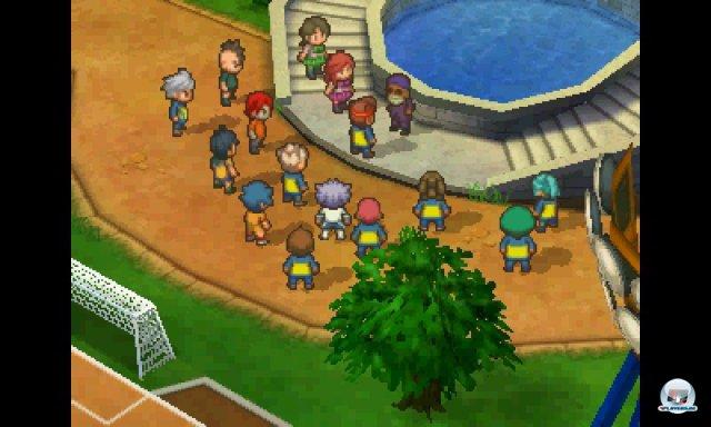 Screenshot - Inazuma Eleven 3: Kettenblitz (3DS) 92469773