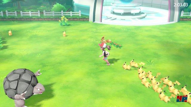 Screenshot - Pokémon: Let's Go, Pikachu! & Let's Go, Evoli! (Switch) 92573874