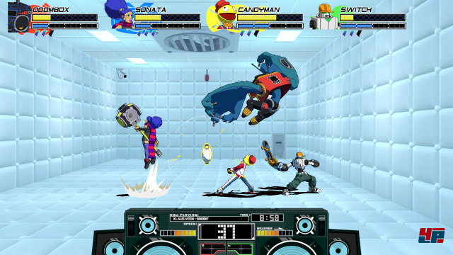 Screenshot - Lethal League Blaze (PC)