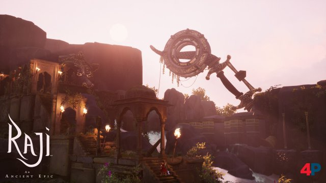 Screenshot - Raji: An Ancient Epic (Switch)