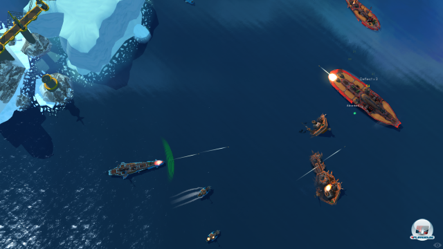 Screenshot - Leviathan: Warships (Android) 92448742