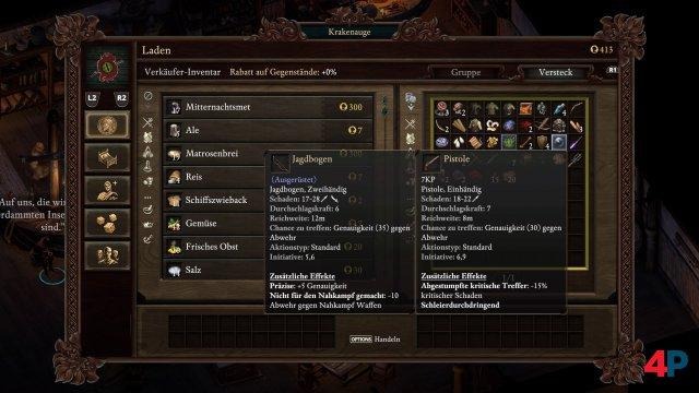 Screenshot - Pillars of Eternity 2: Deadfire (PS4) 92604851