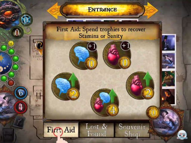 Screenshot - Elder Sign: Omens (iPad)