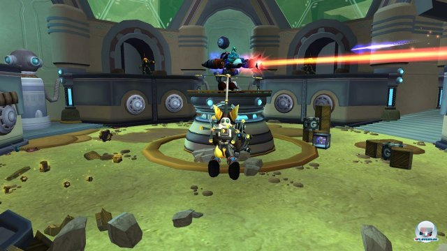 Screenshot - The Ratchet & Clank Trilogy (PlayStation3) 2329387